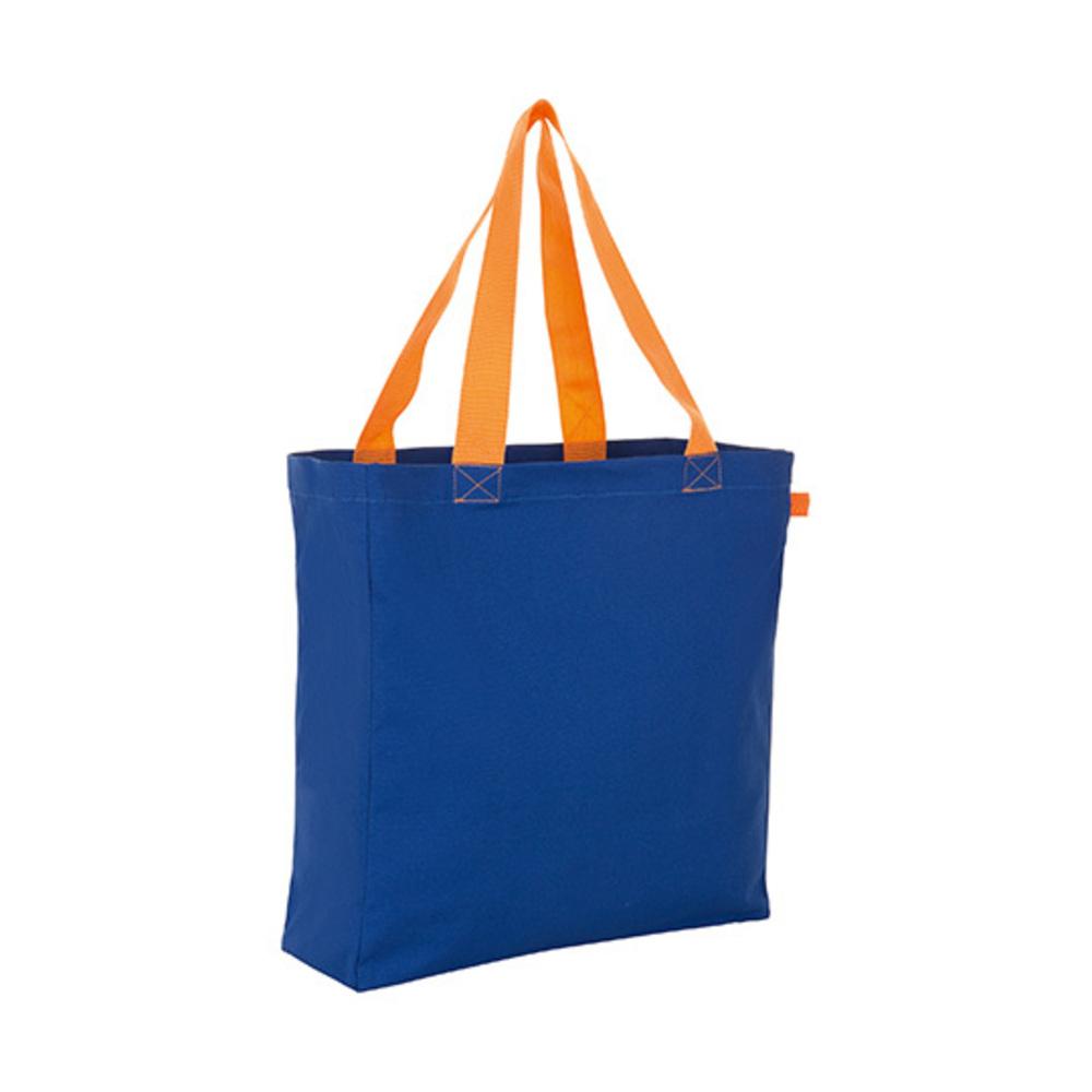 Lenox Shopping Bag 46 x 38 x 12 Royal Blue / Or...