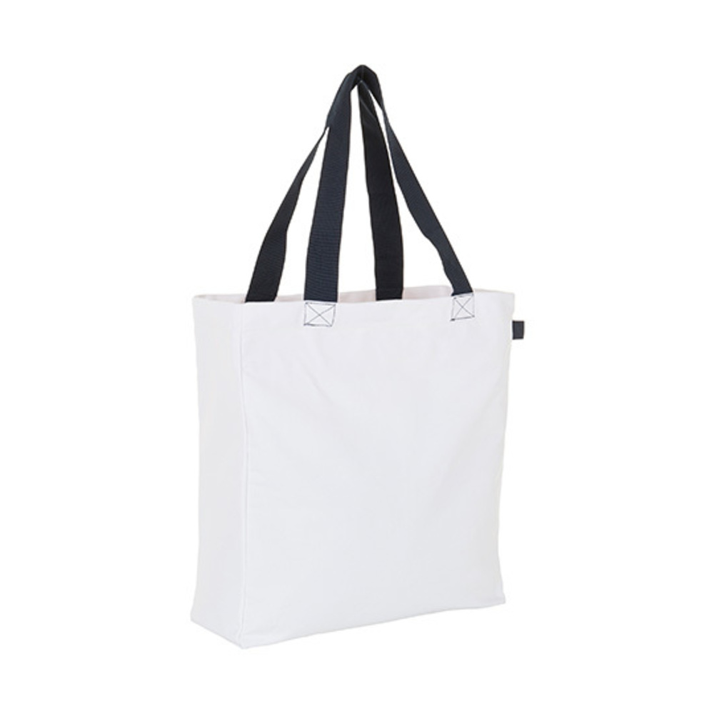 Lenox Shopping Bag, 46 x 38 x 12, White / Frenc...
