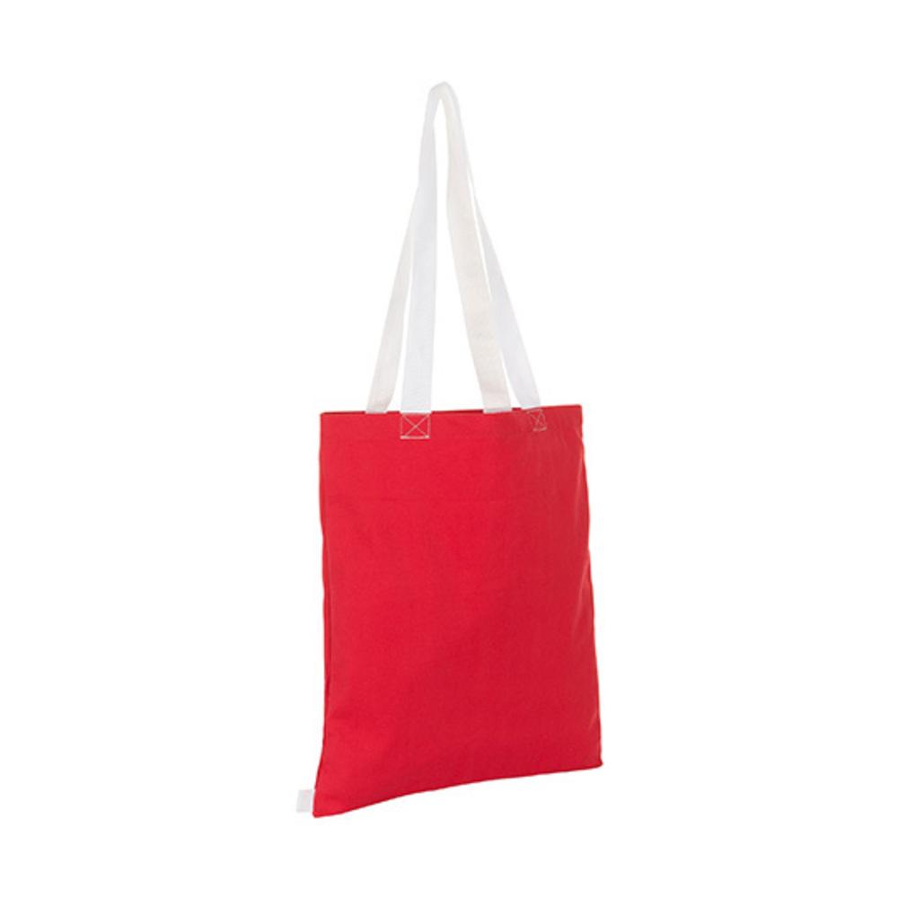 Hamilton Shopping Bag 42 x 37 Red / White