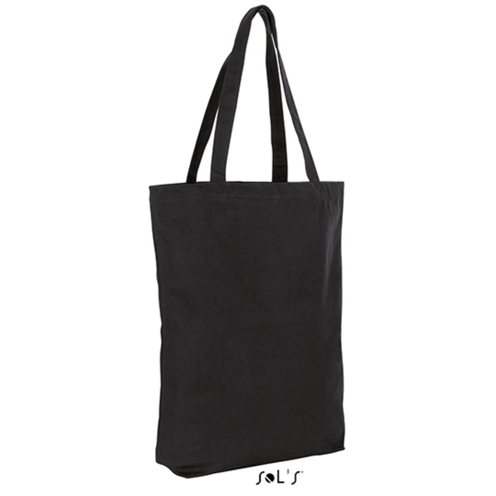 Faubourg Shopping Bag, 45 x 52 x 12,5, Black