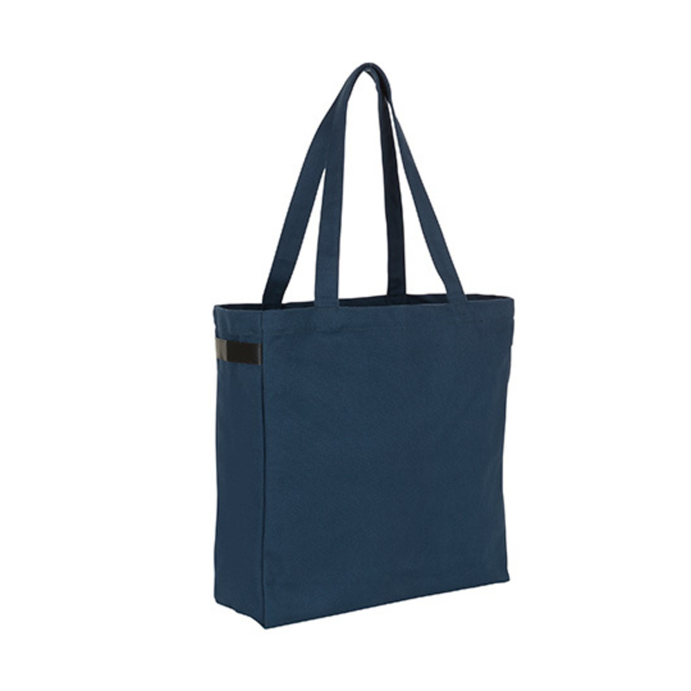 Concorde Shopping Bag, 46 x 38 x 12, Denim
