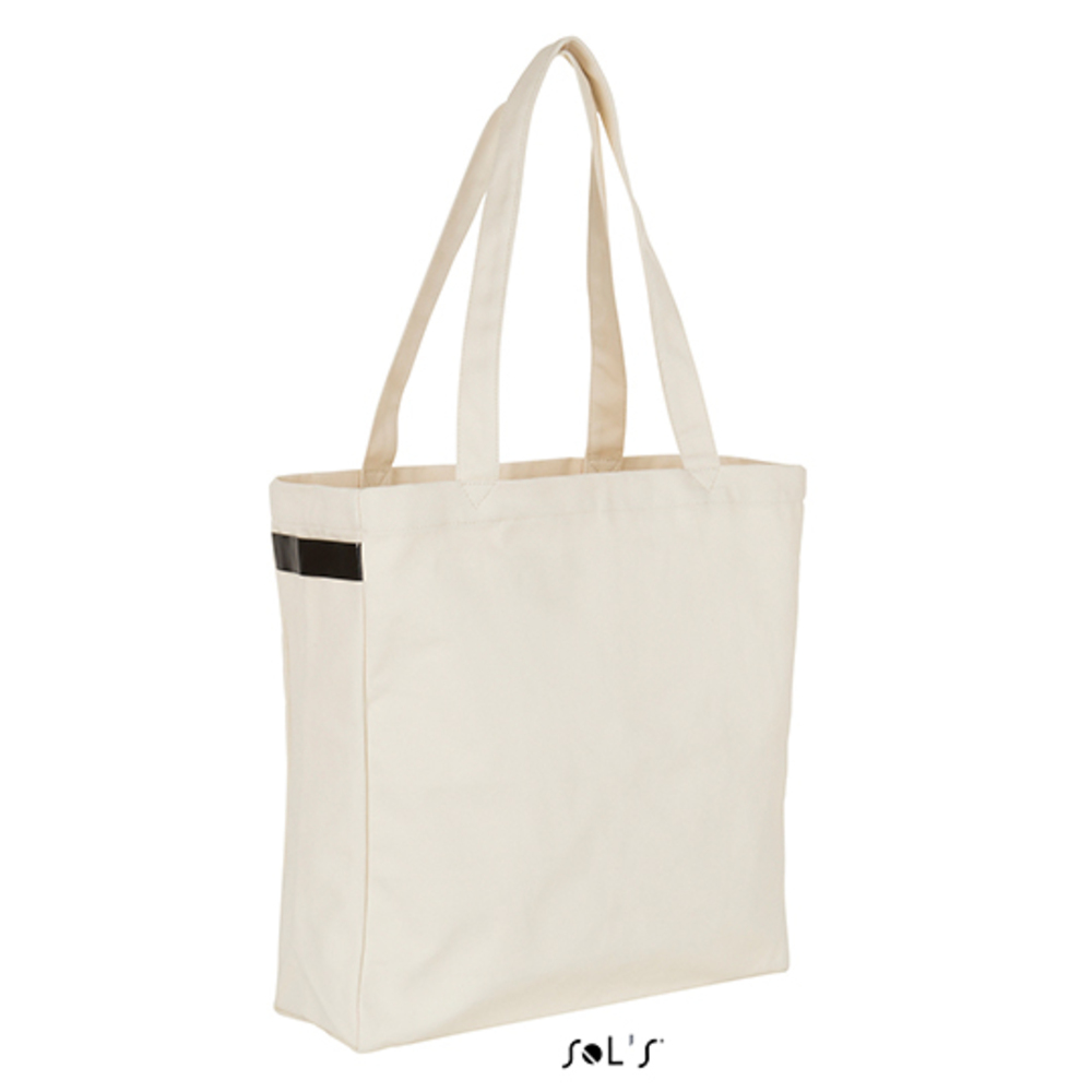 Concorde Shopping Bag, 46 x 38 x 12, Natural