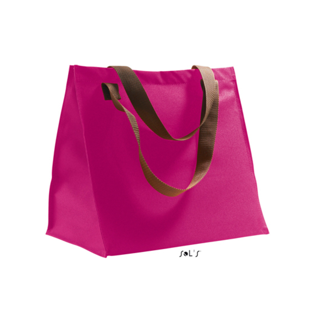 Shopping Bag Marbella, 34 x 33 x 23, Fuchsia