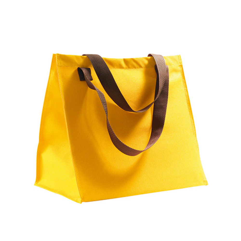Shopping Bag Marbella 34 x 33 x 23 Gold