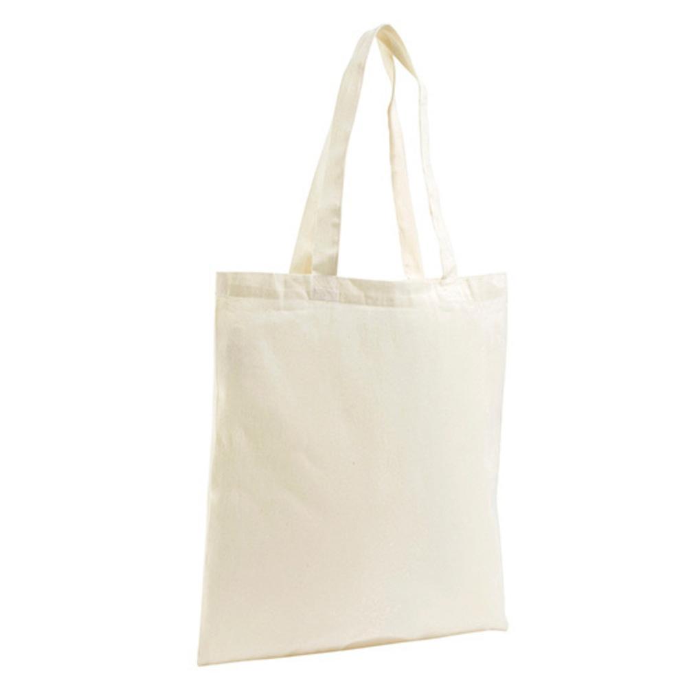 Organic Shopping Bag Zen 37 x 42 Natural