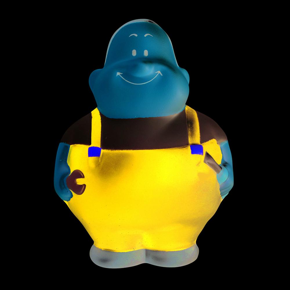 SQUEEZIES® Schrauber Bert®, Blau