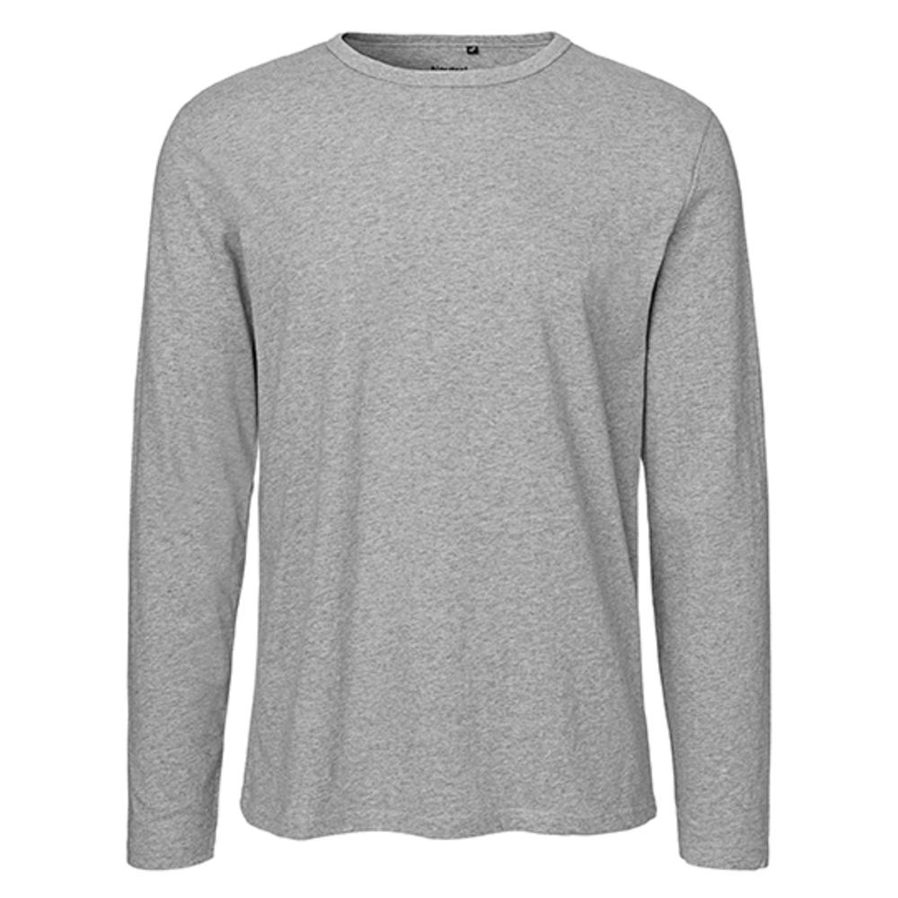 Mens Long Sleeve T-Shirt