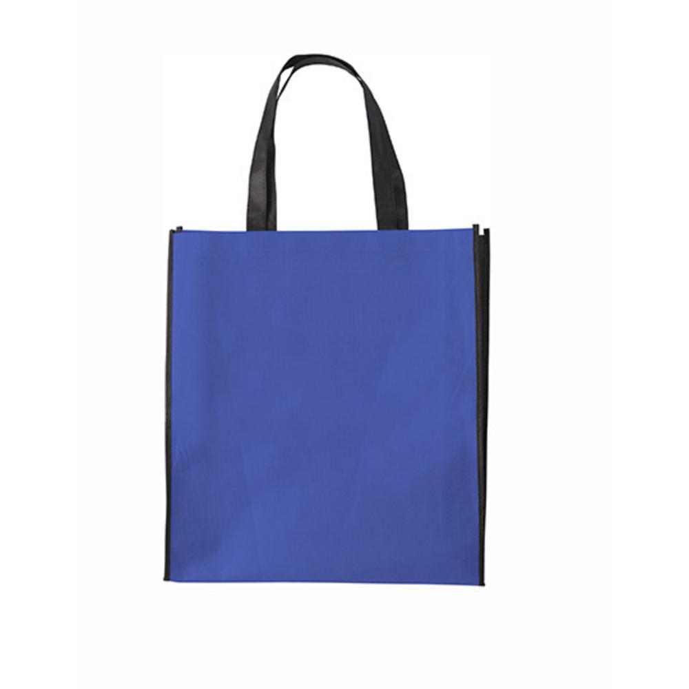 Shopping Bag Zürich 38 x 42 x 10 Cobalt Blue