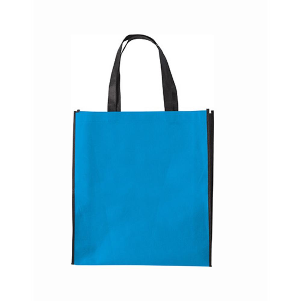 Shopping Bag Zürich 38 x 42 x 10 Pale Blue