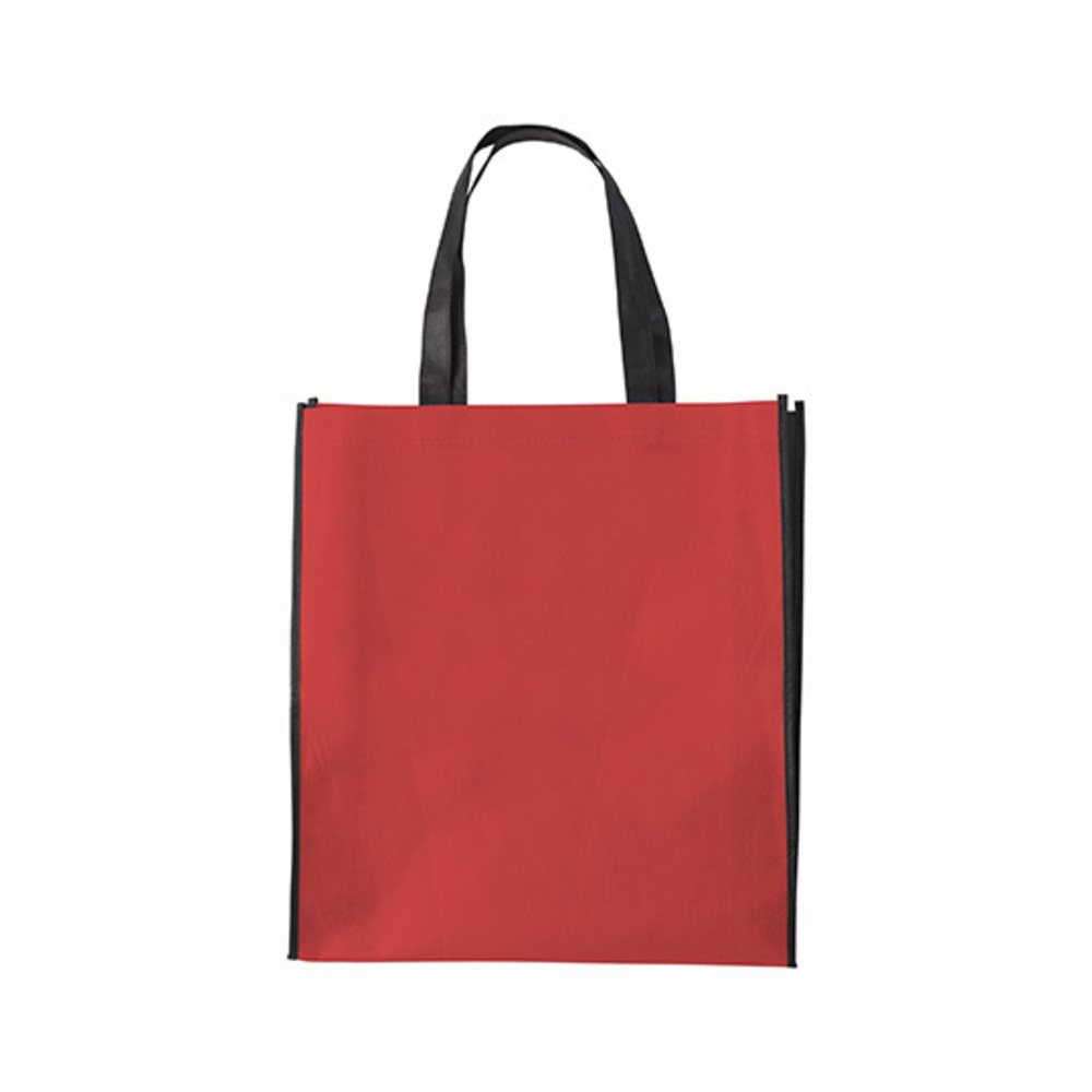 Shopping Bag Zürich, 38 x 42 x 10, Red