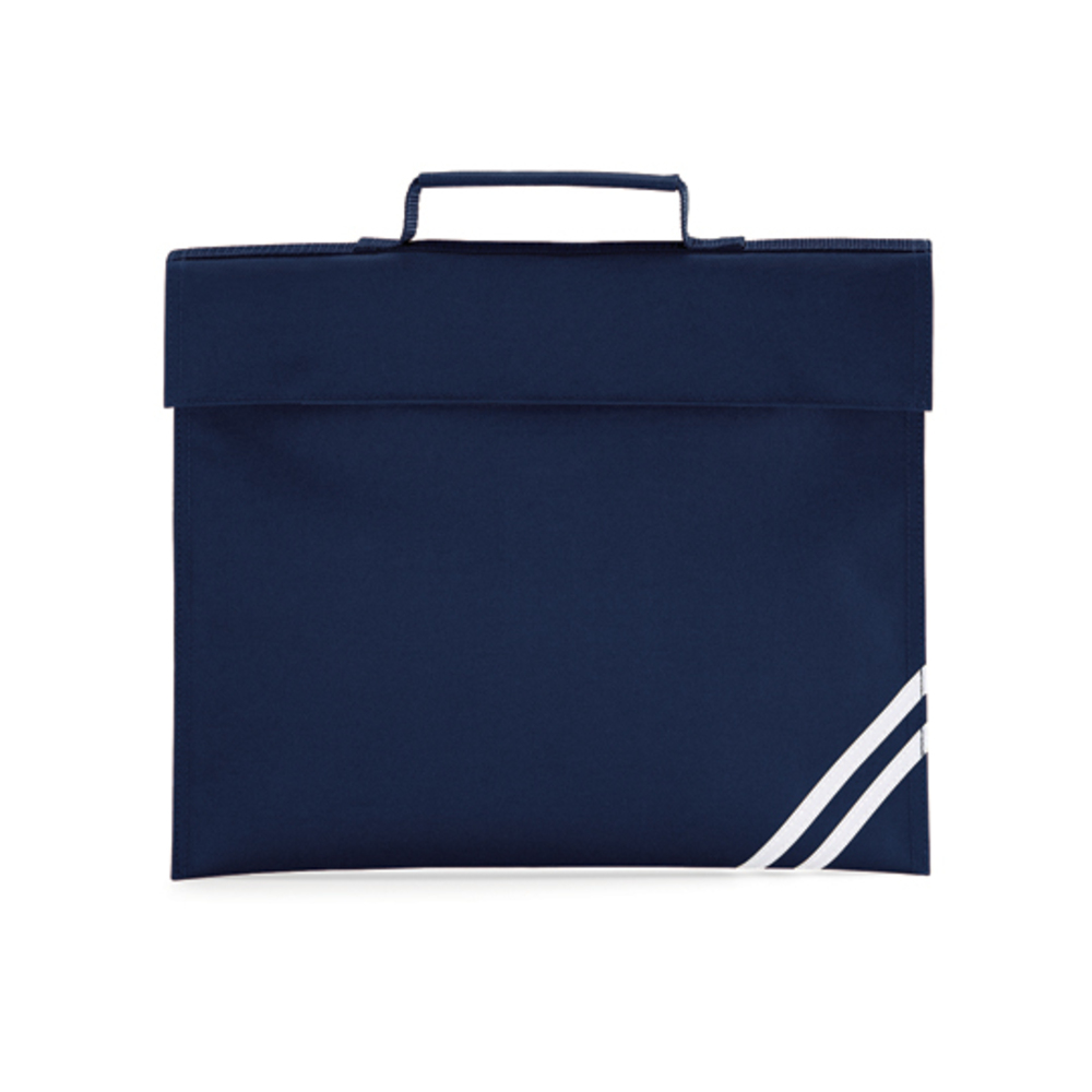 Classic Book Bag, 36 x 30, French Navy