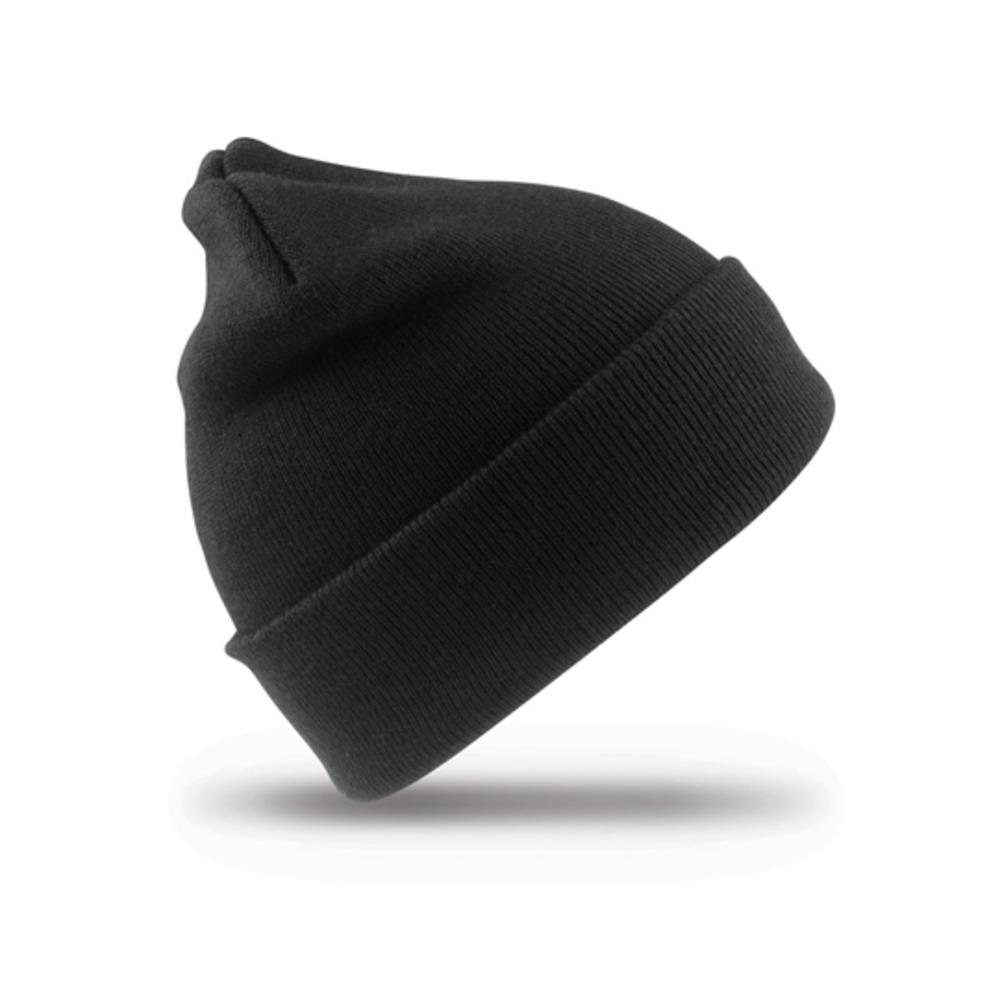 Chapeau de ski junior laineux