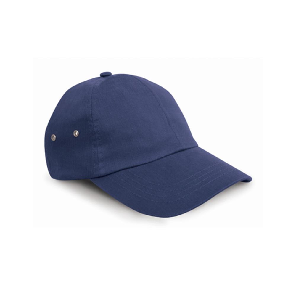 Plush Cap Wide Navy