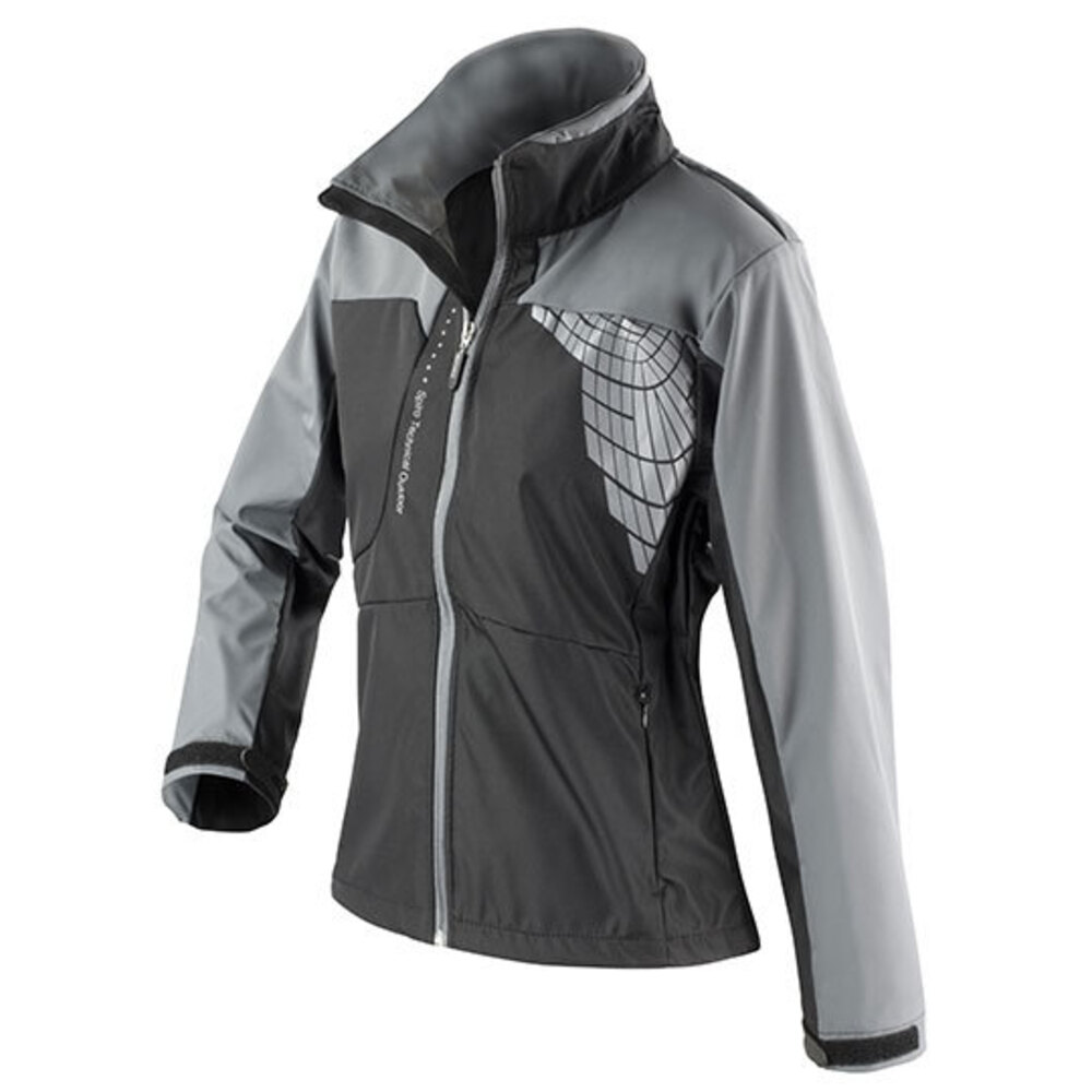 Ladies 3 Layer Soft-Shell Jacket