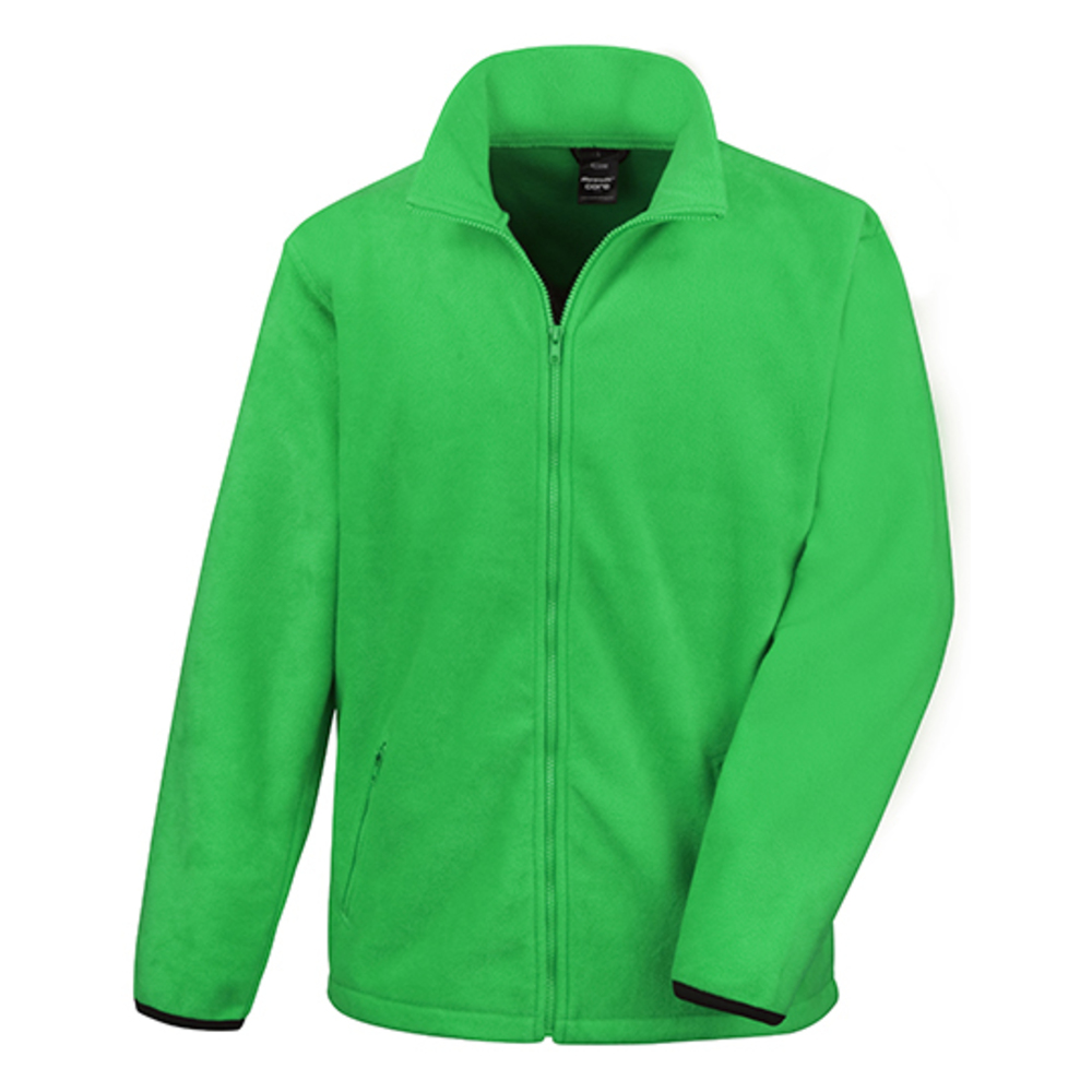 Fashion Fit Outdoor Fleece, XXL, Vivid Green