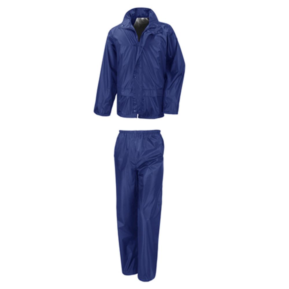 Rain Suit XXL Royal