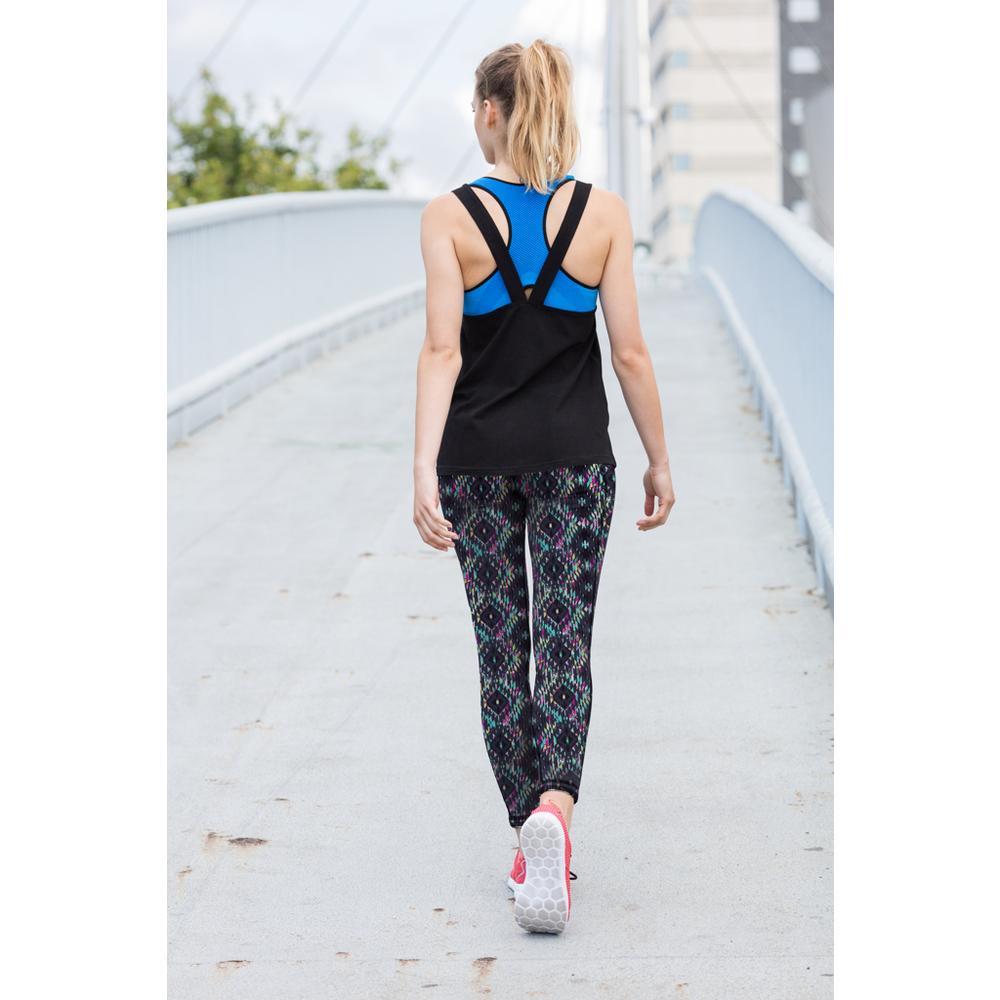 Ladies Reversible Work-Out Leggings