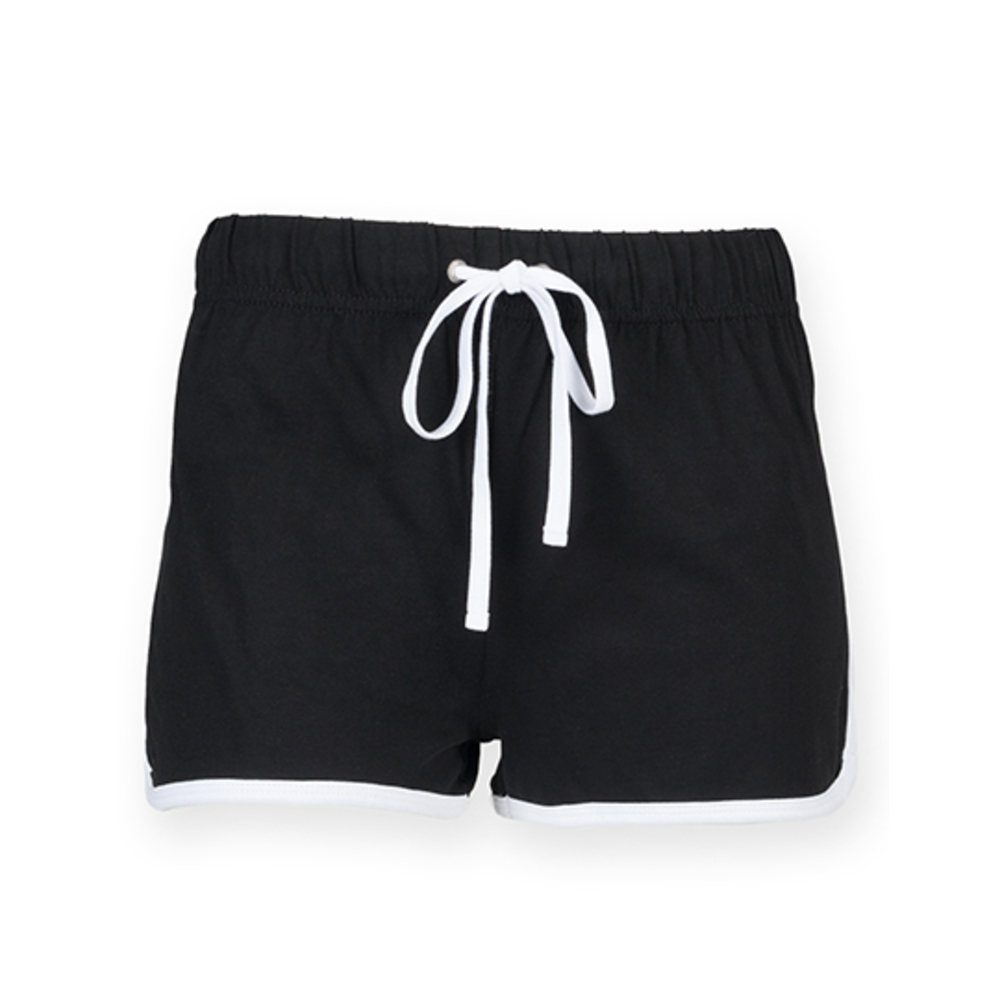 Ladies Retro Shorts