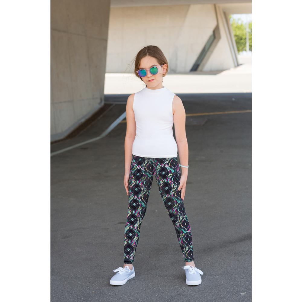 Kids` Reversible Workout Legging
