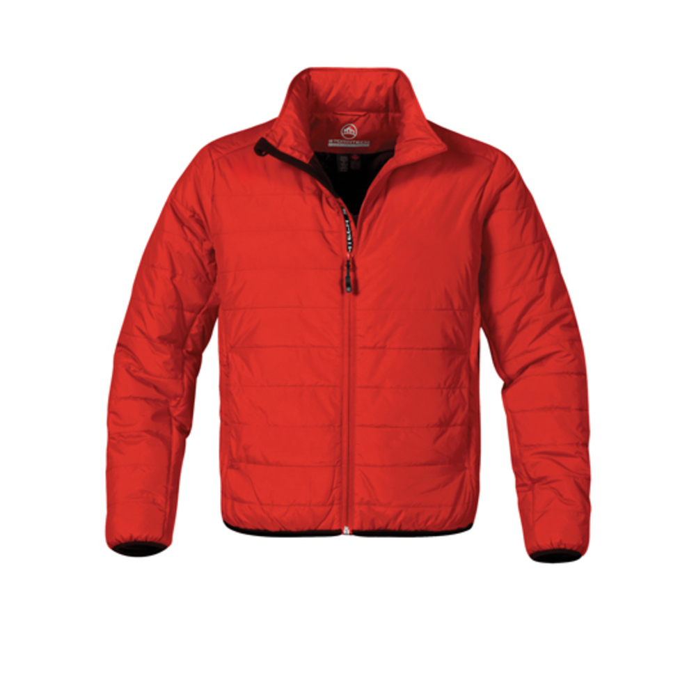 Fiberloft™ Jacket, 3XL, Flame Red