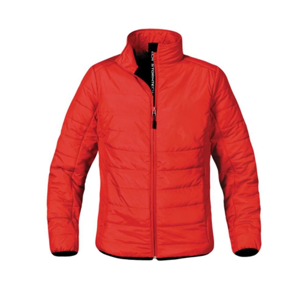 Womens Fiberloft™ Jacket, XXL, Flame Red