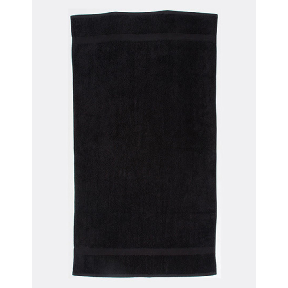Luxury Bath Towel, 70 x 130, Black