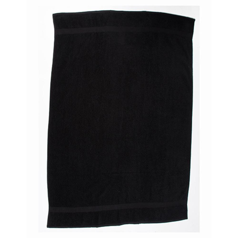 Luxury Bath Sheet, 100 x 150, Black