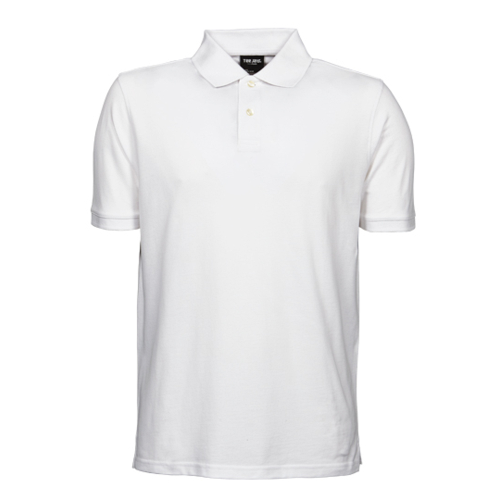 Heavy Polo XXL White