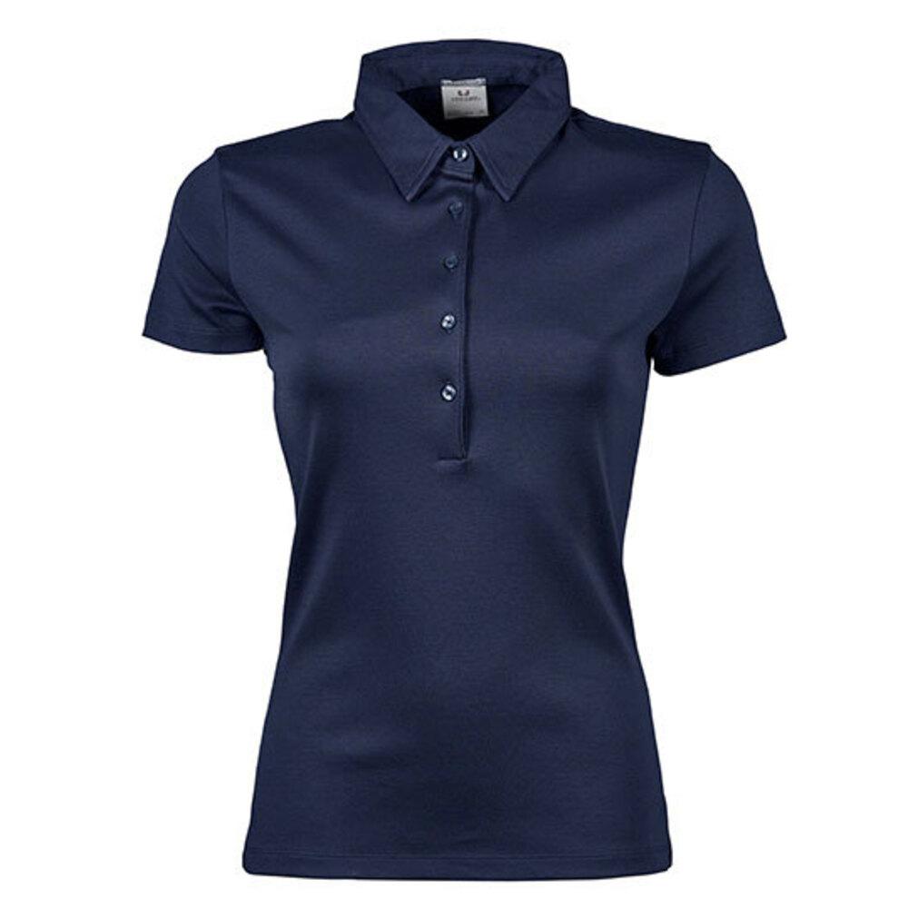 Polo pour dames en coton Pima