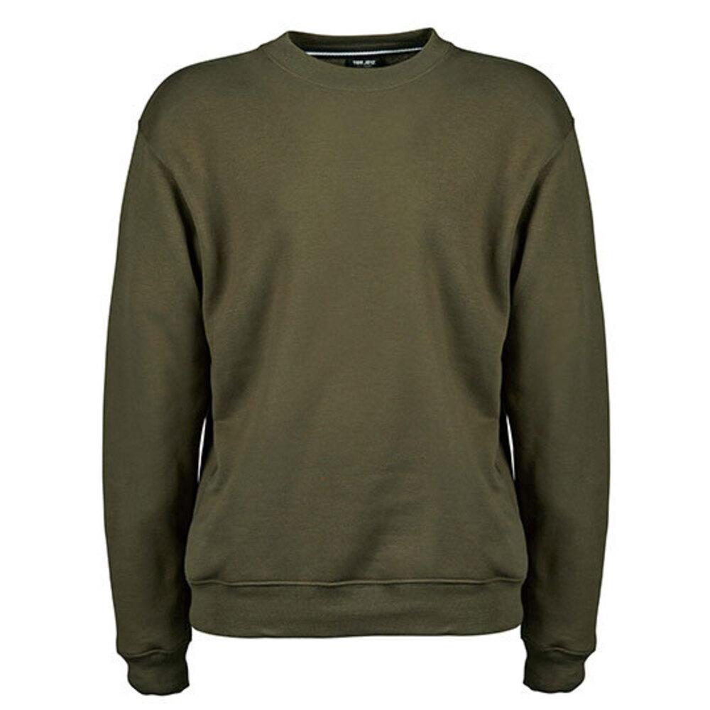 Heavy Sweatshirt, XXL, Olive