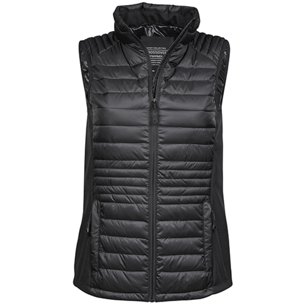 Ladies Crossover Bodywarmer