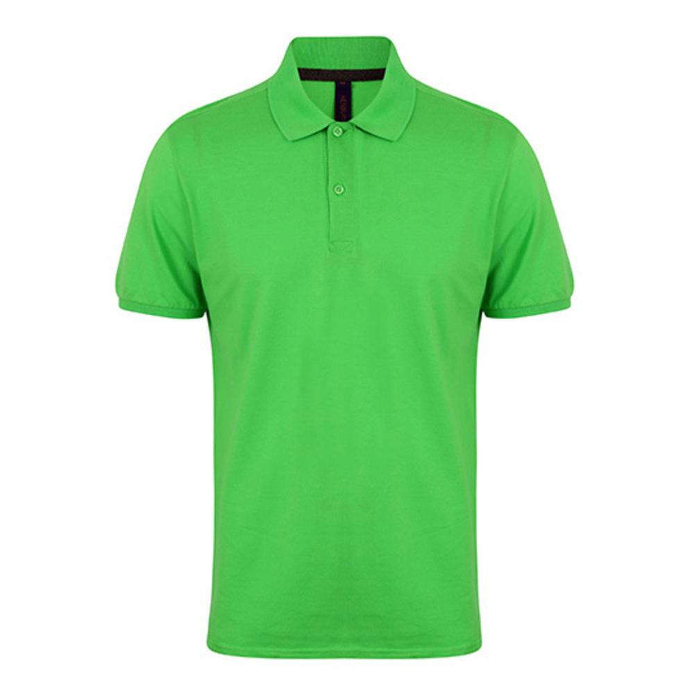 Modern Fit Cotton Microfine-Piqué Polo Shirt
