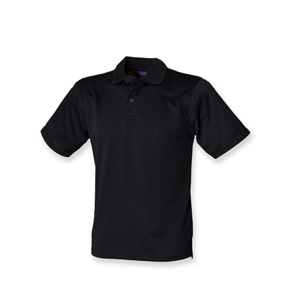 Men's Coolplus wicking polo shirt