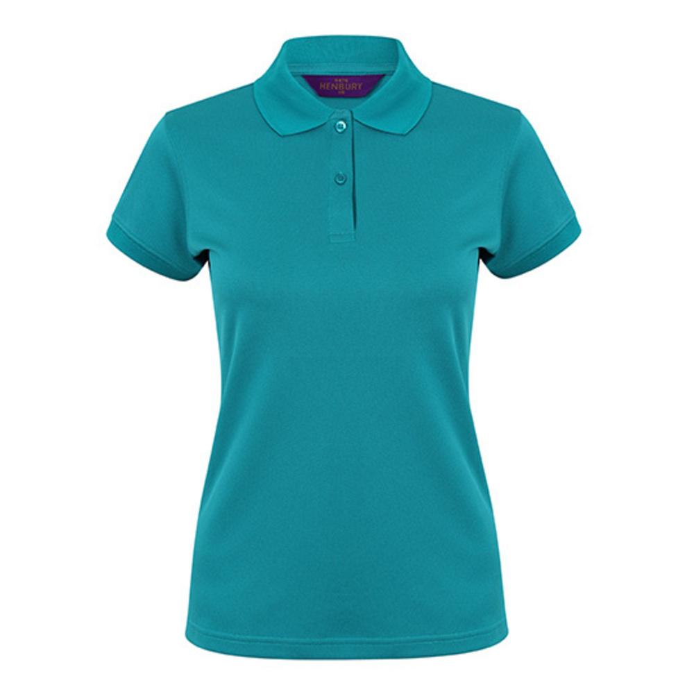 Ladies' coolplus wicking polo shirt