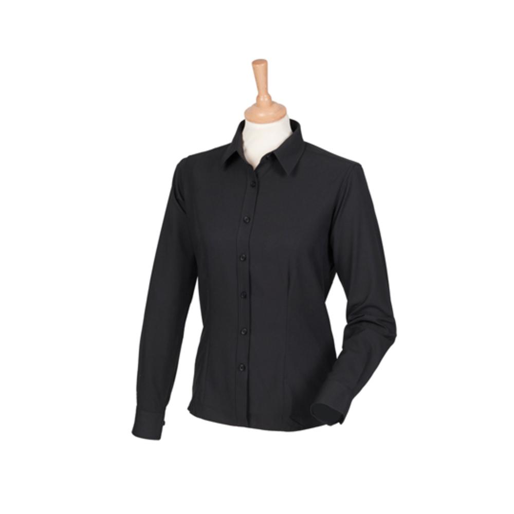 Ladies Wicking Long Sleeve Shirt