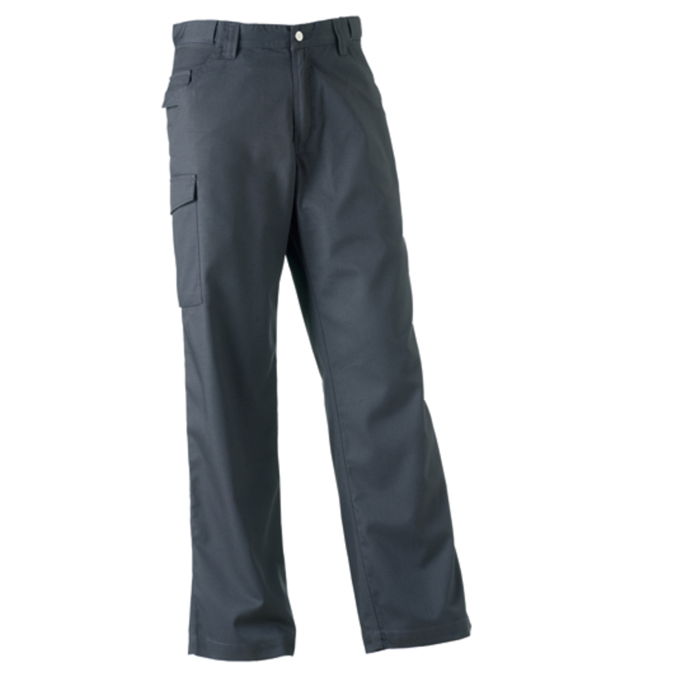 Workwear-Hose aus Polyester-/Baumwoll-Twill