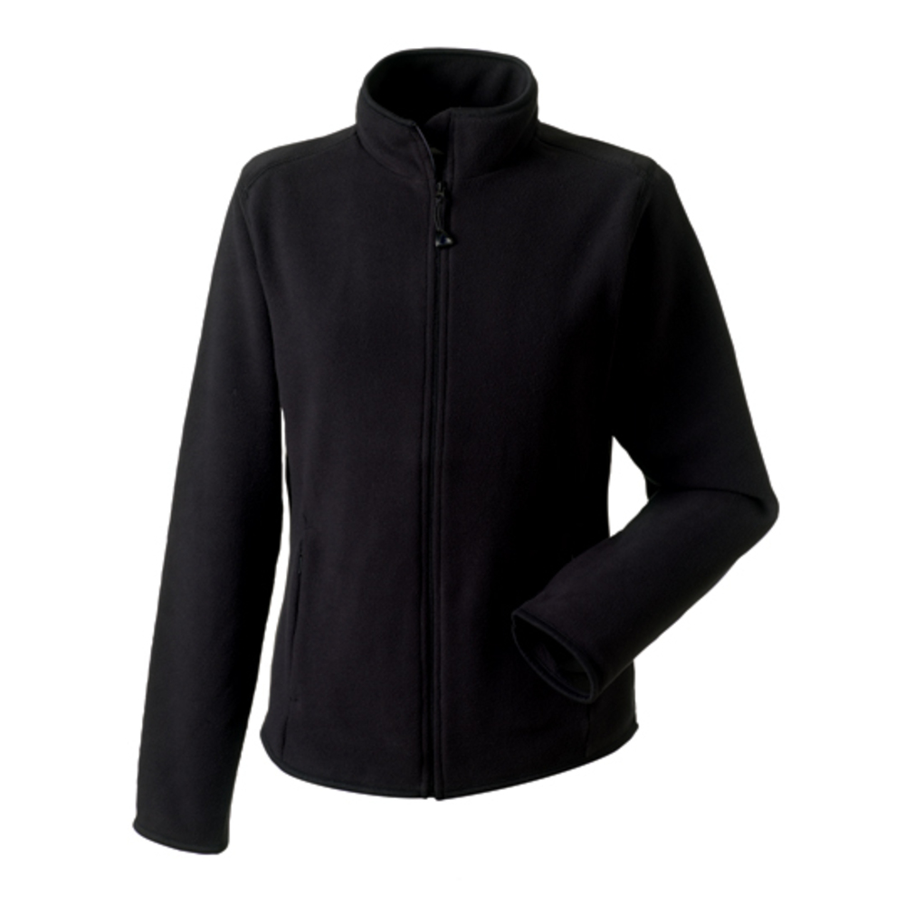 Ladies Microfleece Full-Zip