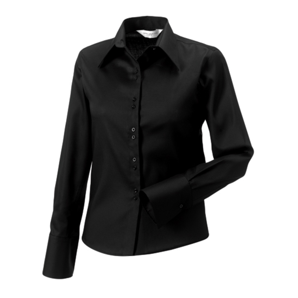 Ladies´ Long Sleeve Ultimate Non-Iron Shirt