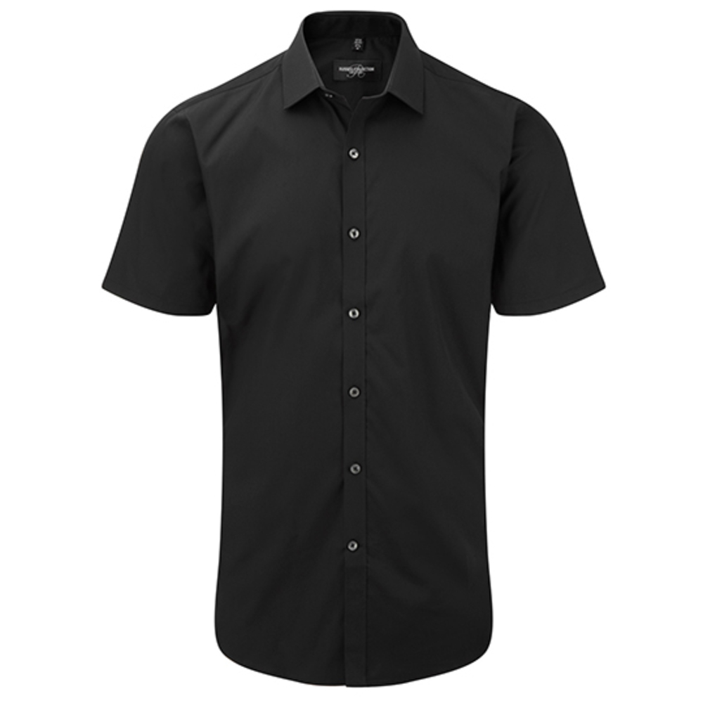 Men? s Short Sleeve Ultimate Stretch Shirt