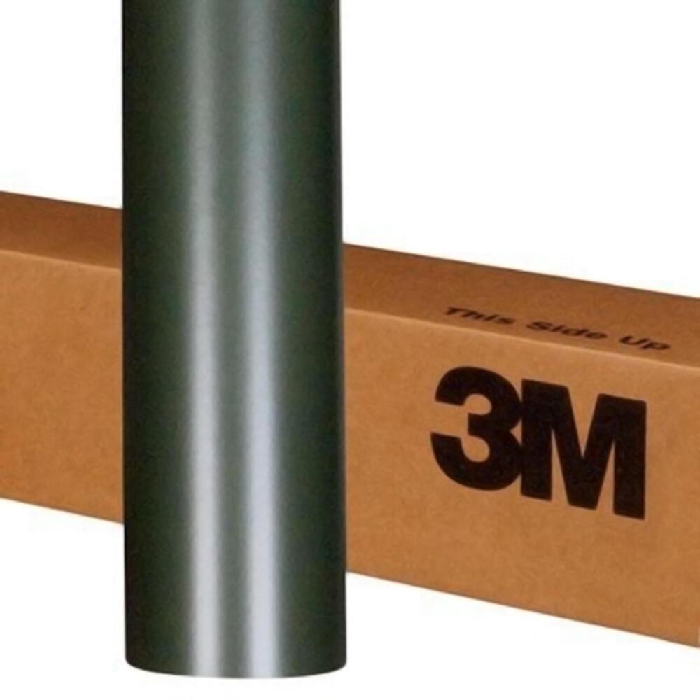 3M Scotchcal 3635 riflessa verde chiaro / luce trasmessa 91 grigio verde 122 cm