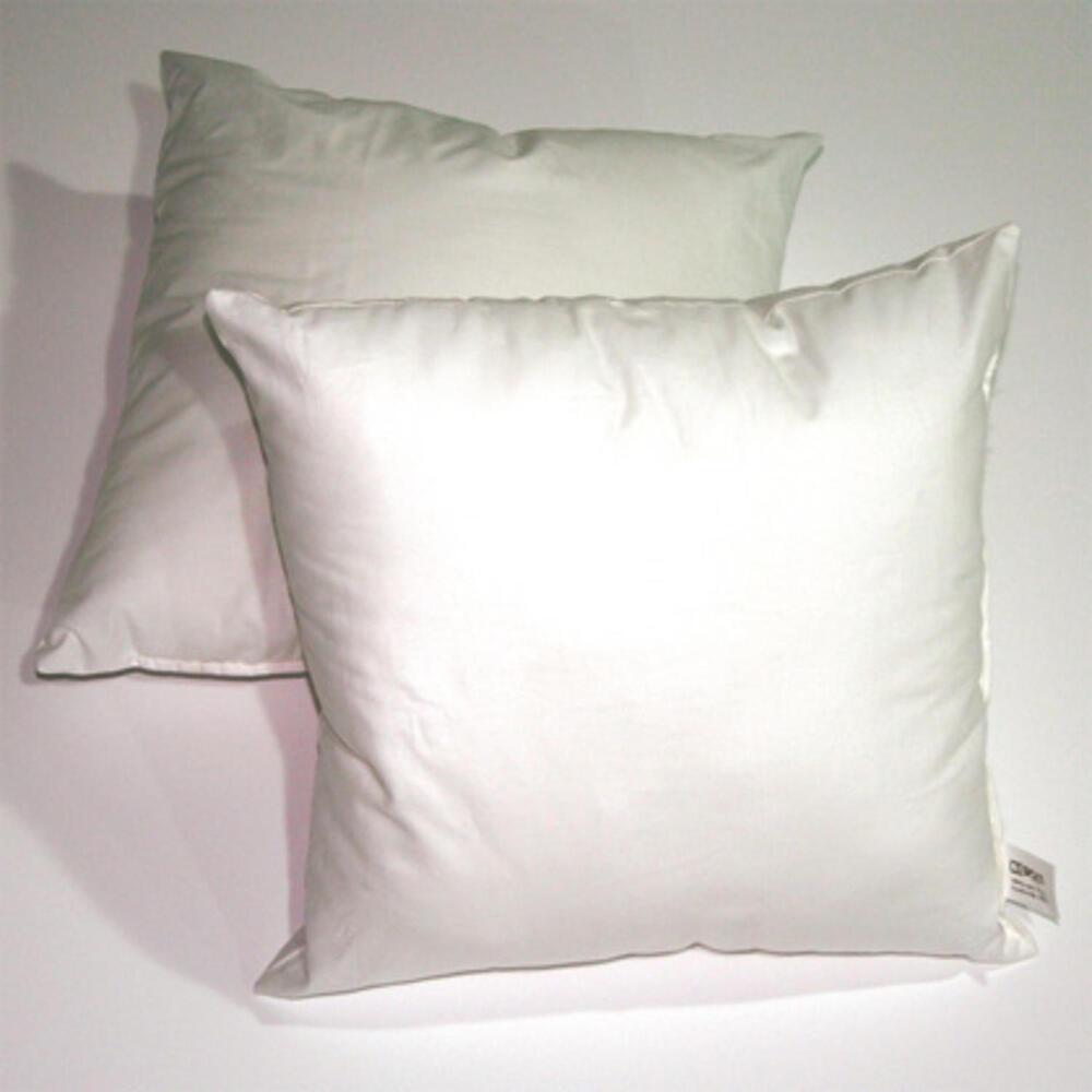 Subli Kissenhülle Weiß 40 x 40 cm