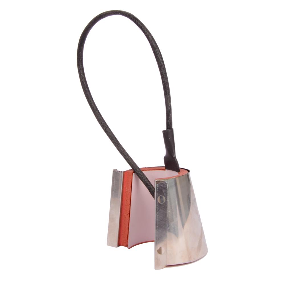 Heizelement für Secabo TM2 für konische Schnapsgläser, 3,5/5cm - 4,5/6cm