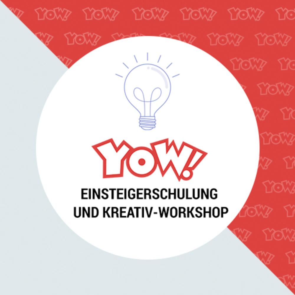 YOW! Formation de débutant et atelier créatif