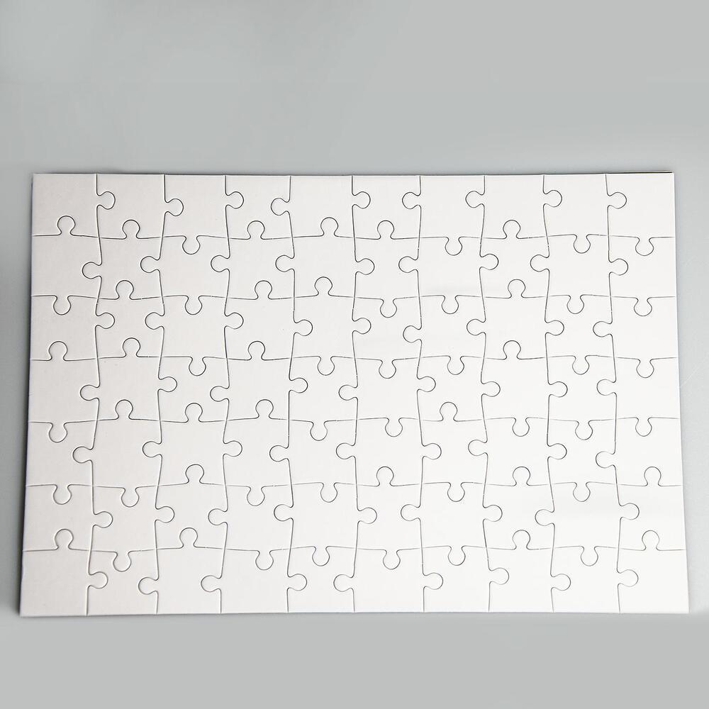 Rompecabezas Subli, alto brillo DIN A4 96 piezas (10 uds.)