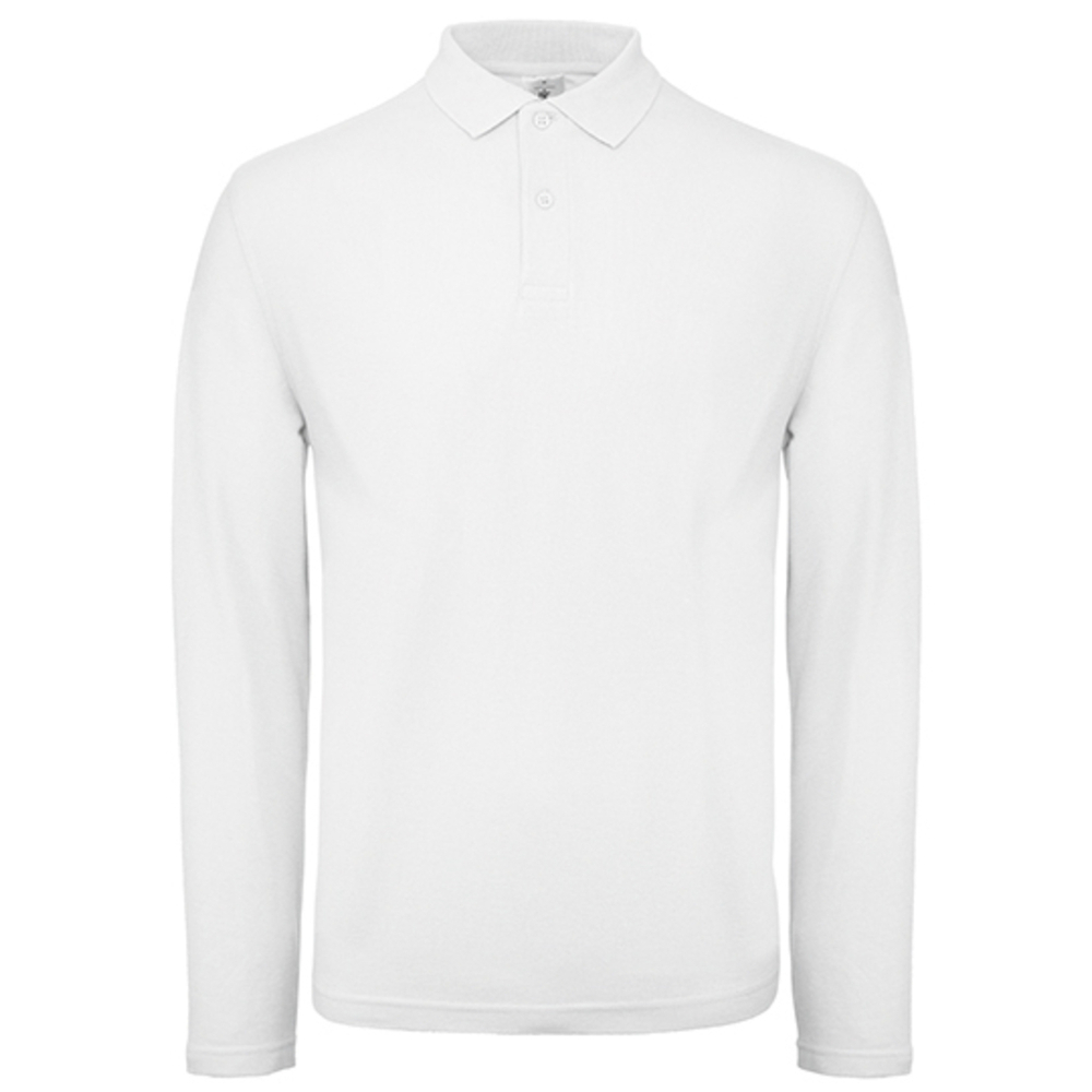 Long Sleeve Polo ID.001 / Unisex