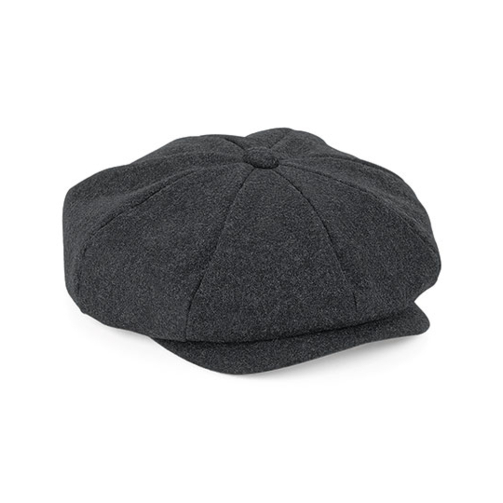 Gorra Baker Boy Melton Wool