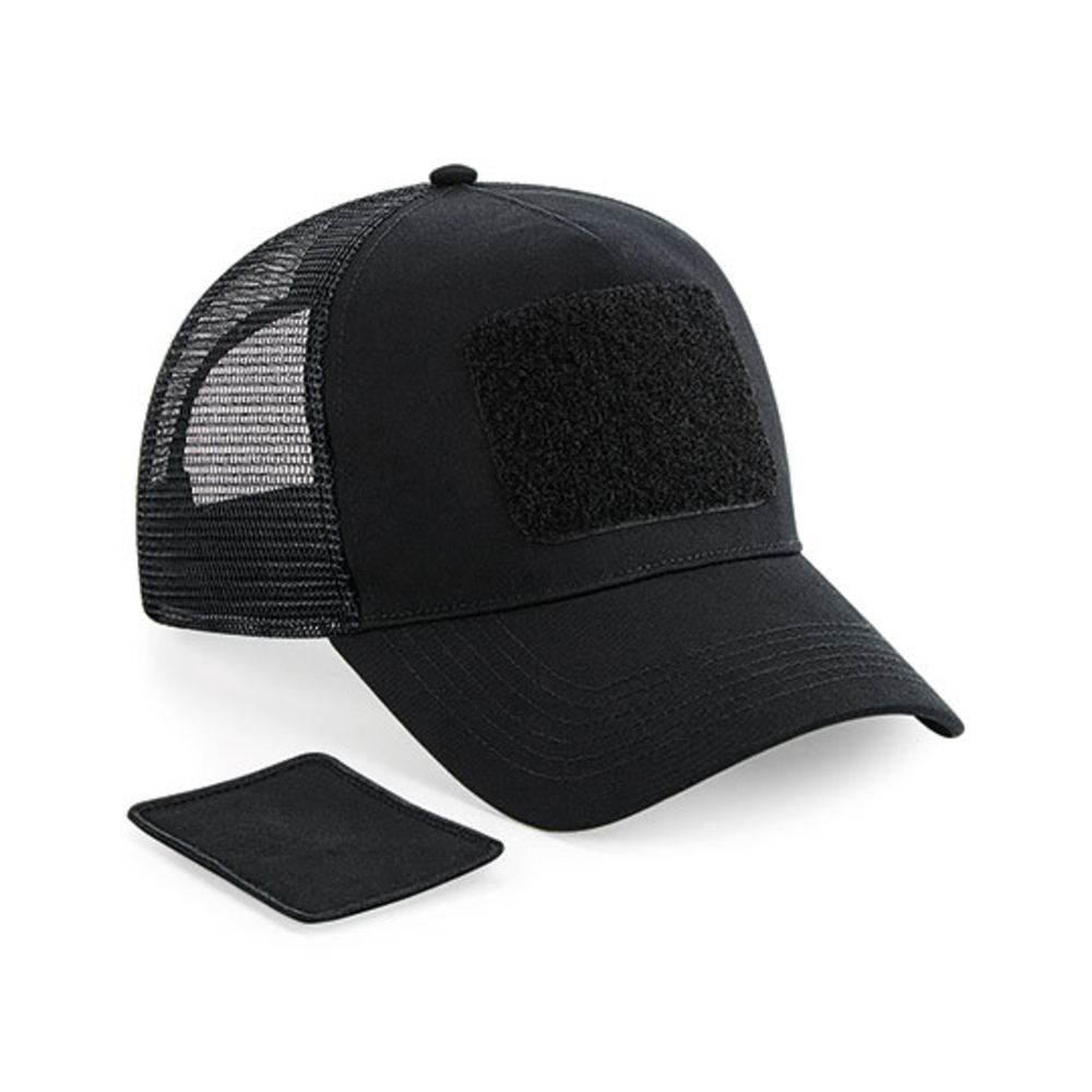 Patch Snapback Trucker Cap