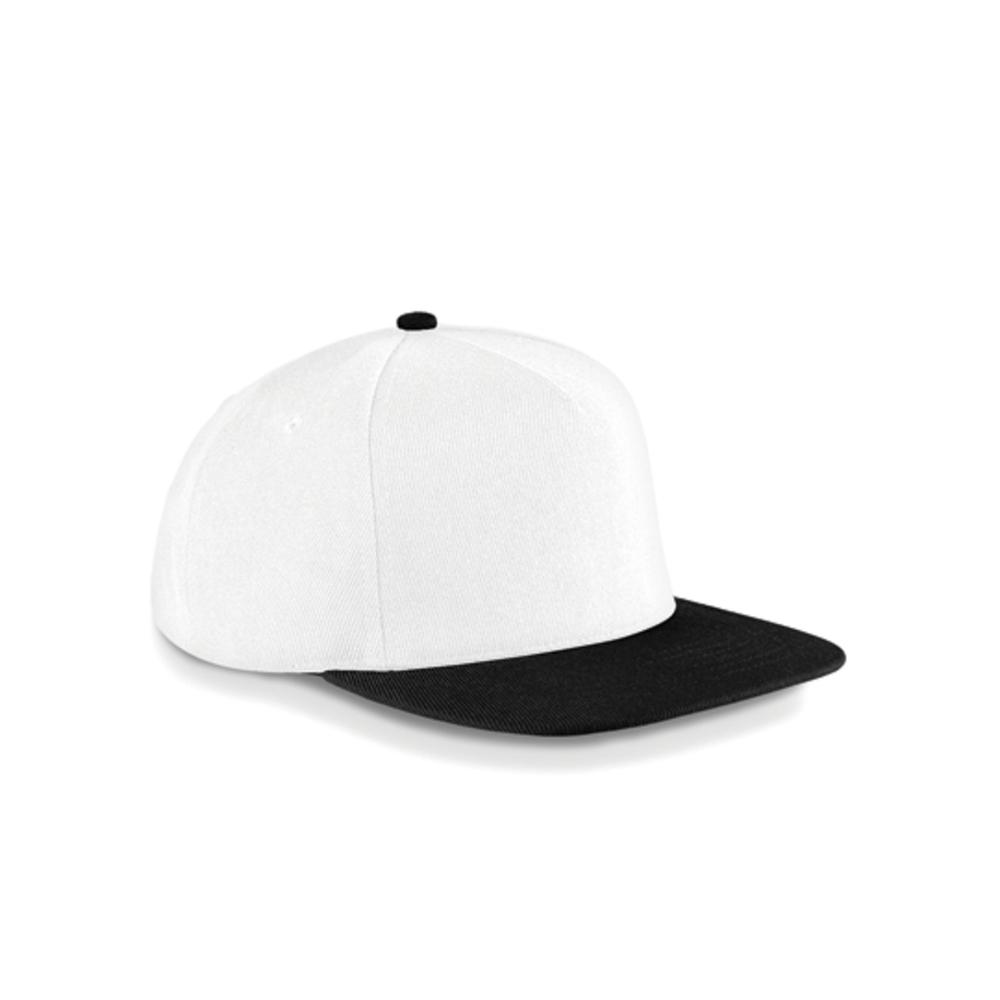 Original Flat Peak Snapback Cap
