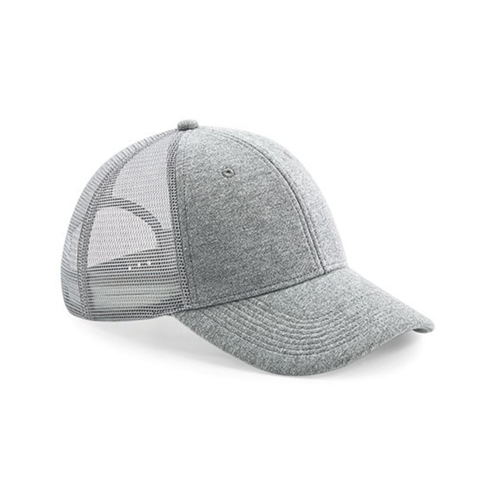 Jersey Athleisure Trucker Cap