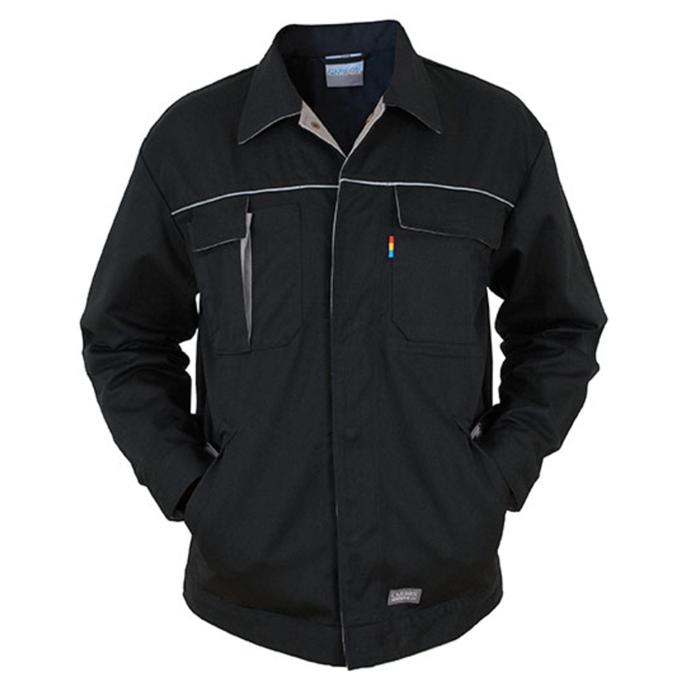 Contrast Work Jacket